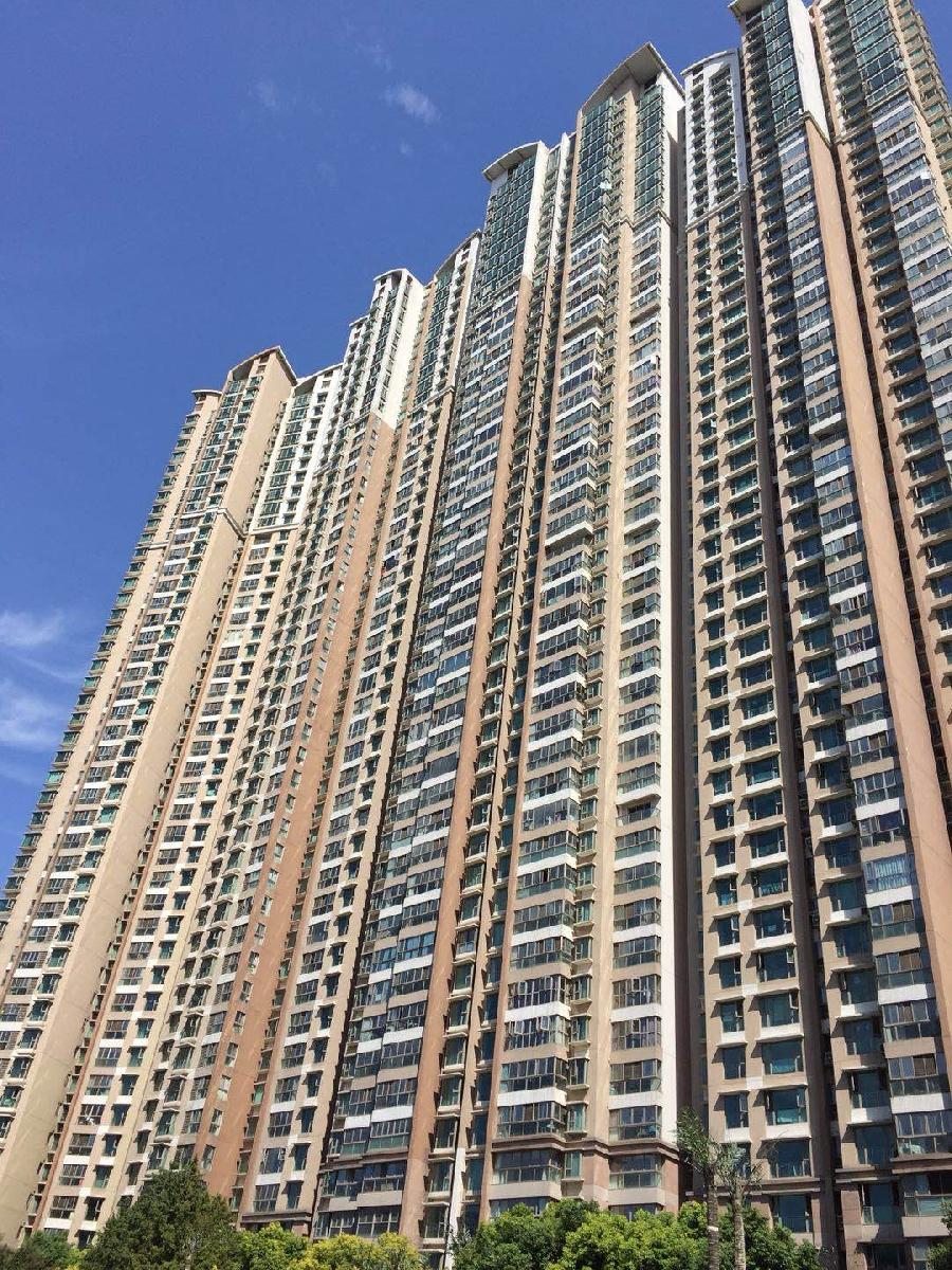 鼓楼区热河南路世茂滨江新城125.00㎡精装2室2厅