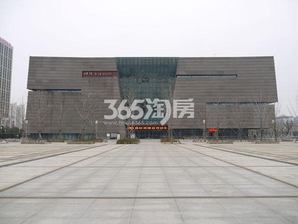 绿地中央广场 博物馆 201802