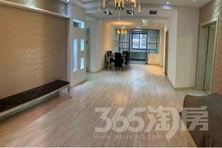 华纳绿城3室2厅1卫126平米中装产权房2011年建满五年
