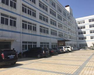 万春西路鸠江开发区管委会附近5层厂房,每层1800平