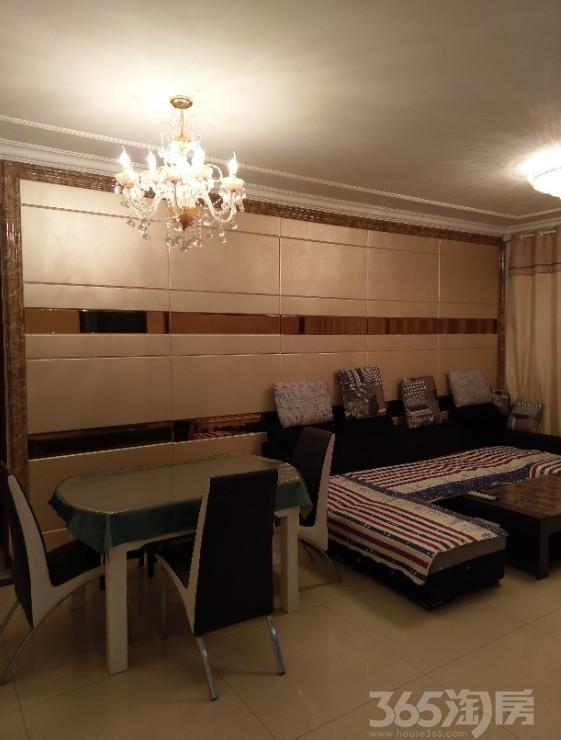 恒大名都3室1厅1卫110�O整租精装首次出租