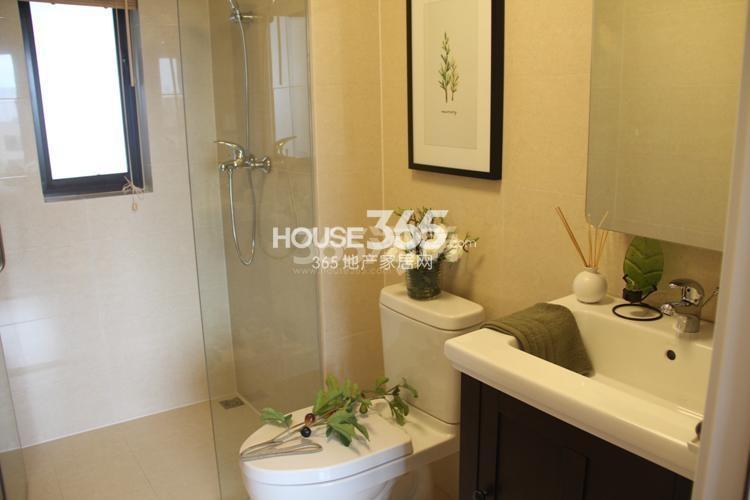 雅居乐国际花园D2户型89方样板房——卫浴