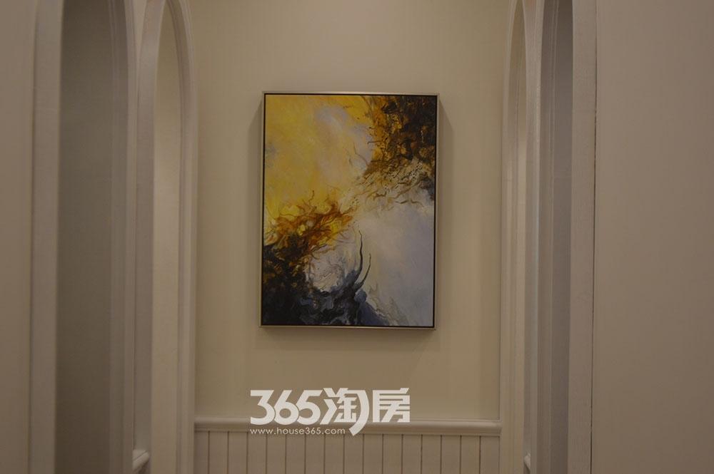 中环云公馆88㎡样板间走廊