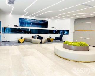 江宁高铁核心枢纽 交通便捷 精装森系主题办公