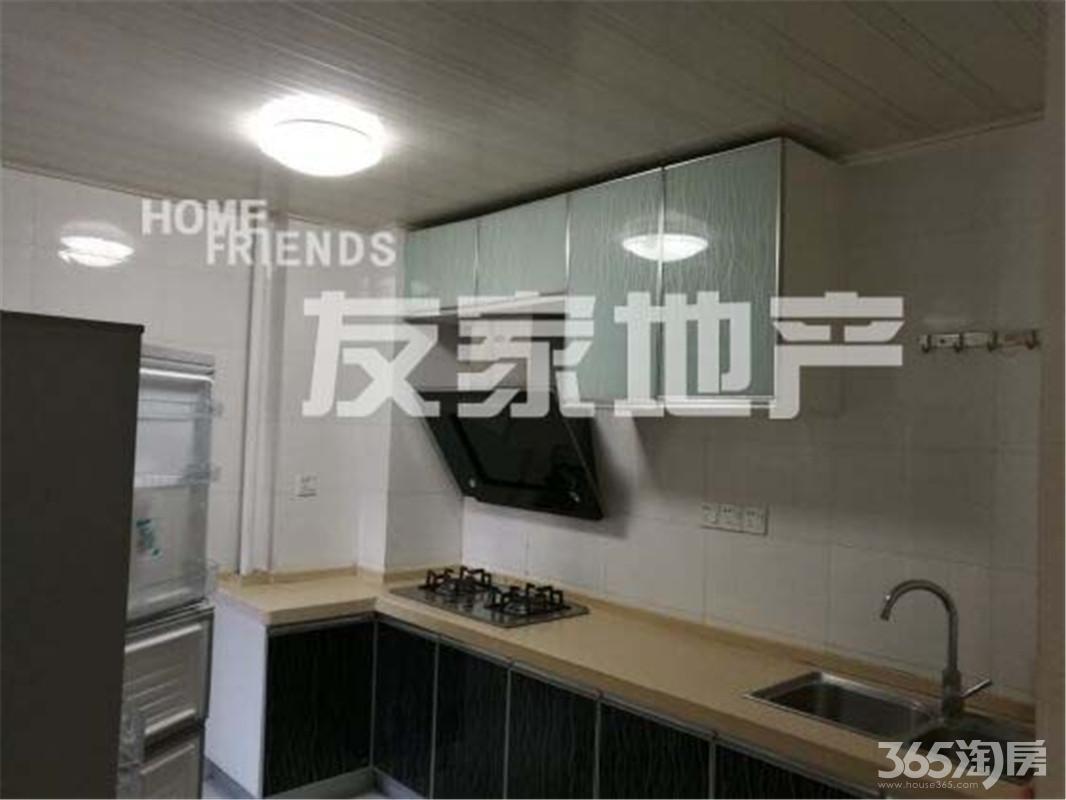 长江长精装两房 采光充足 设施齐全拎包入住 环境优雅 包物业费