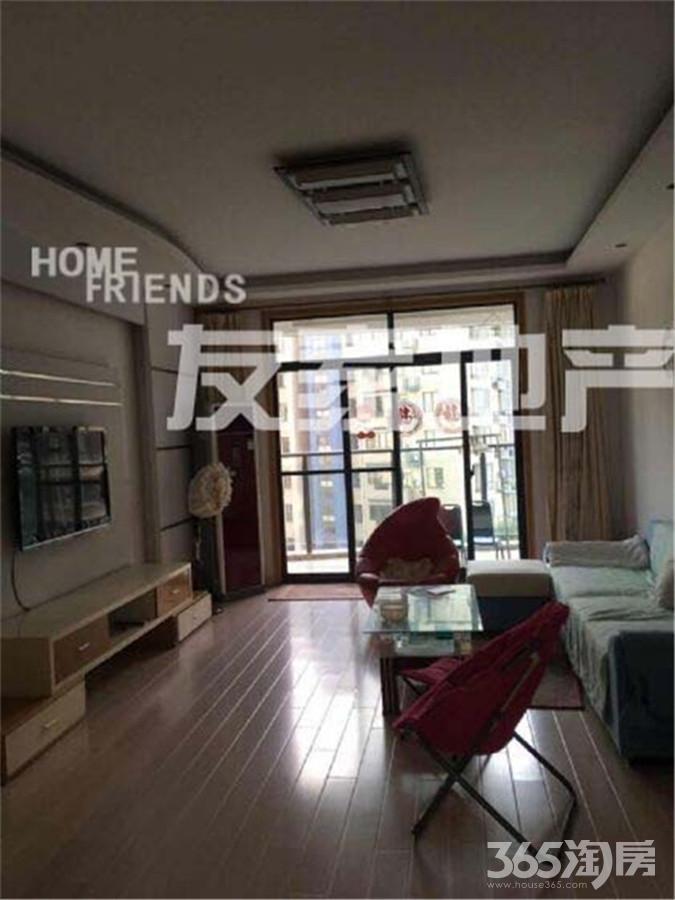 长江长三房精装修 设施齐全拎包入住 采光充足 装饰环境优雅