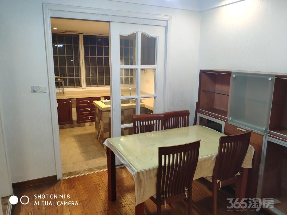 爱涛翠湖花园3室2厅2卫143平米整租精装