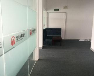 中山北路215号写字楼310平米整租精装