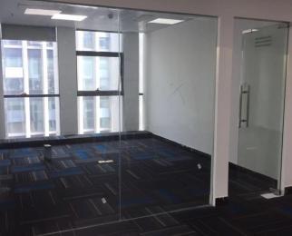 万达写字楼 精装修208平 可容纳30人办公 地铁2号线口