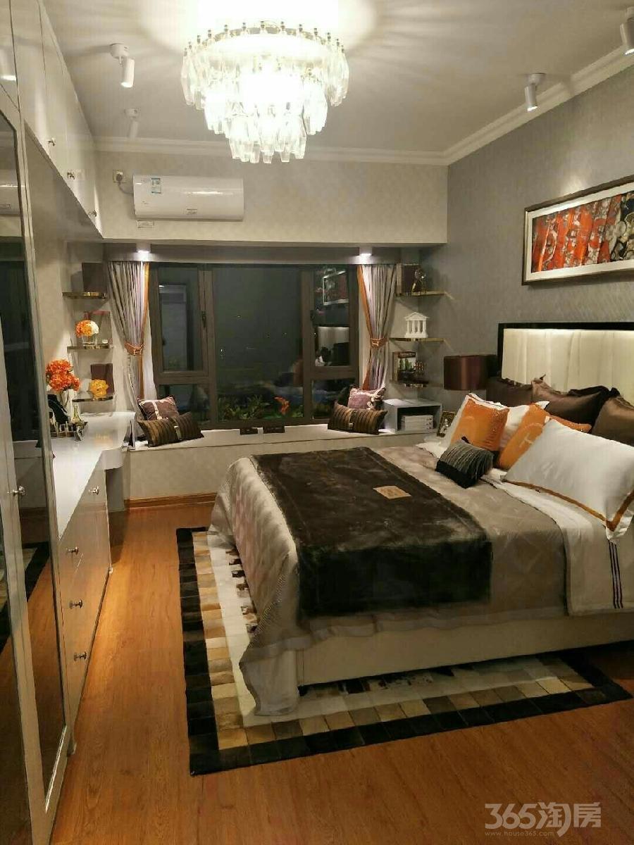 碧桂园滨江世家3室2厅1卫92.45平米2018年产权房精装