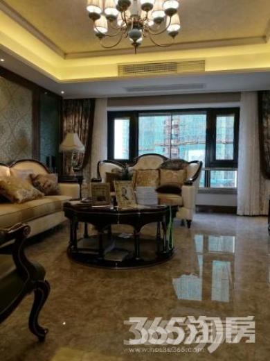 恒大华府5室2厅2卫230平米2017年产权房豪华装