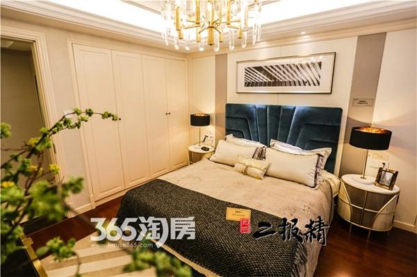 伟星时代之光约115㎡样板间-卧室