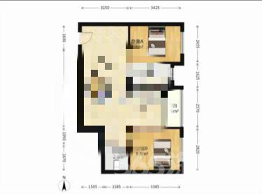 证大峰云府3室2厅1卫91.24㎡356万元