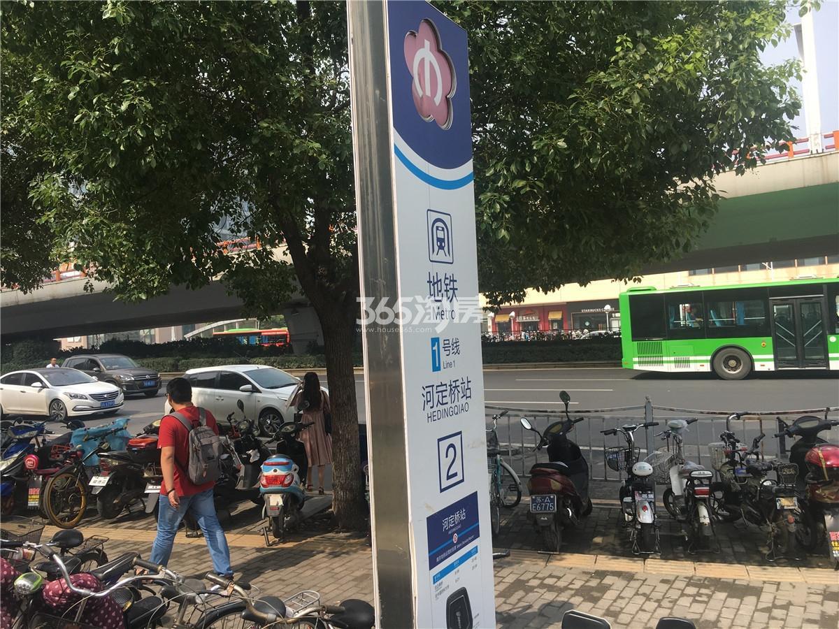 金轮双子星国际公寓周边地铁站(8.17)