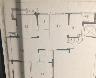华仁凤凰郡电梯花园洋房,户型方正,看房方便,毛坯房真实报价
