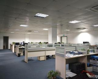 徐庄软件园精装 全套办公家具 户型方正采光佳 可注册 车