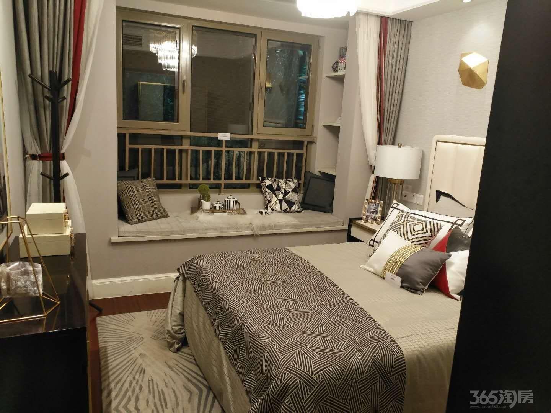 融创淮海壹�3室2厅2卫115平米2020年产权房豪华装