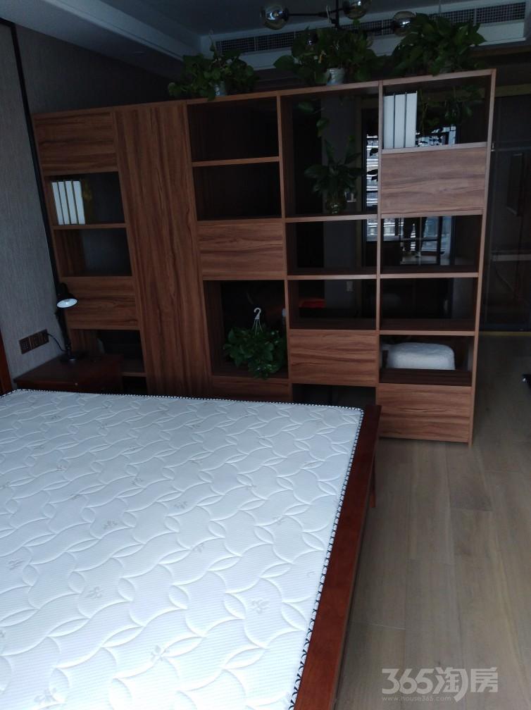 丰隆城市中心1室1厅1卫50平米整租豪华装