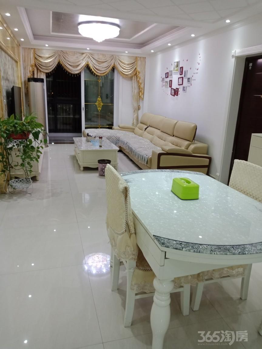 一品尚都2室2厅2卫100平米2011年产权房豪华装