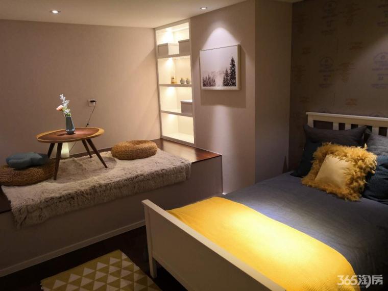南京二手房出售 浦口区二手房 高新二手房 明发银河城 4米8挑高公寓