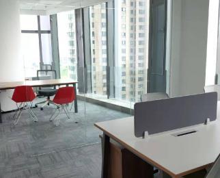 <font color=red>高铁大厦</font> 写字楼平层精装带家具 含税南京南站旁多种户型