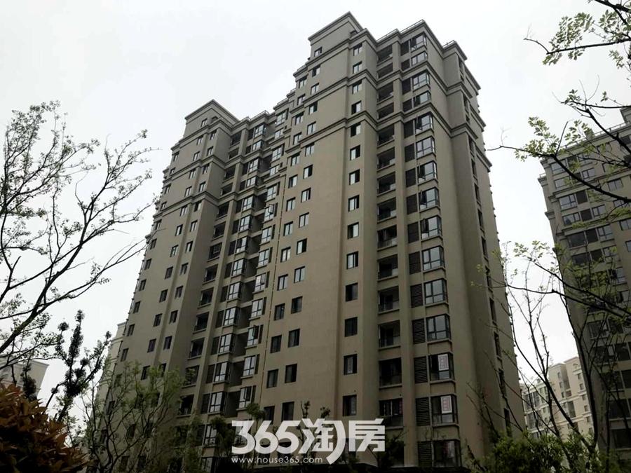 三潭音悦楼栋外观实景图(2018.3摄)