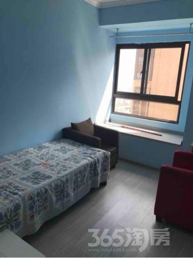 龙湖春江紫宸3室1厅1卫95平米整租精装
