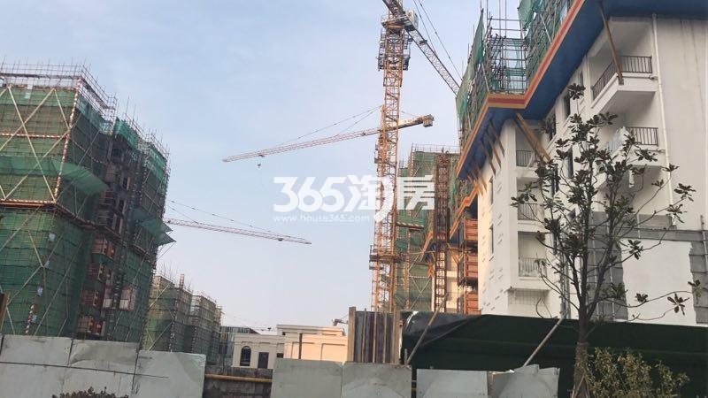 万科大都会在建楼栋施工图(8.10)