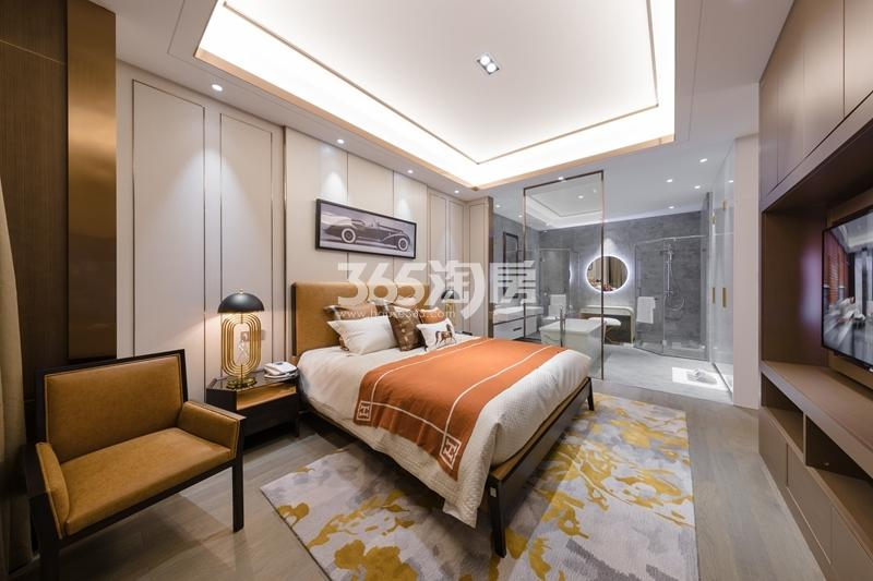 阳光100喜马拉雅D户型样板间-卧室