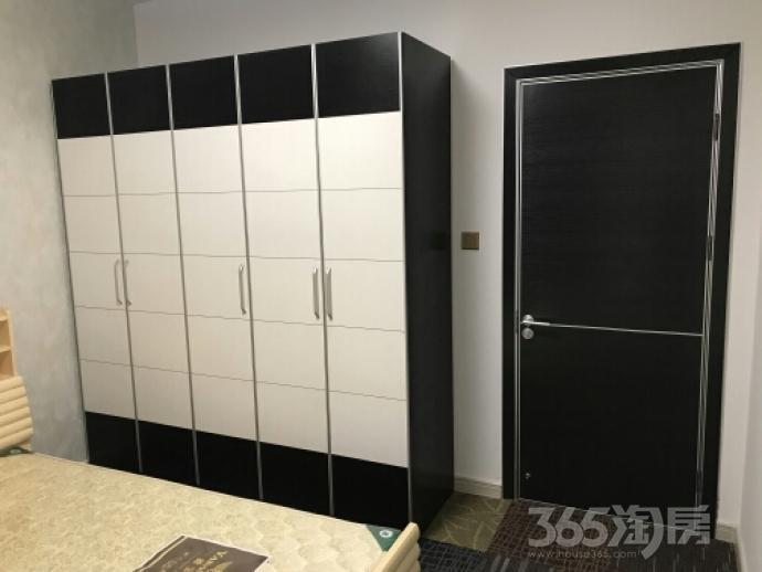 西市佳郡2室2厅1卫95�O整租精装靠西工大交通便捷