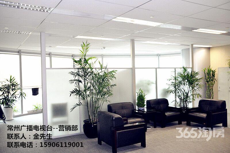 标志性建筑常州现代传媒中心149.25平方办公房出租