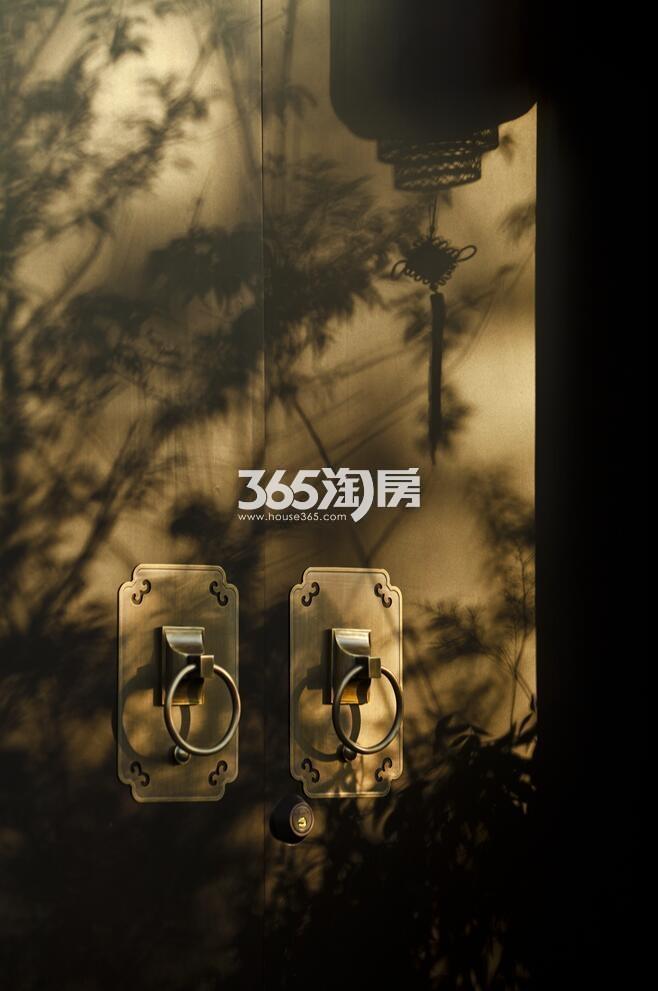 大华春山明月实景图