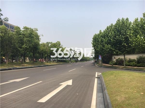 翠屏诚园道路交通图(7.11)