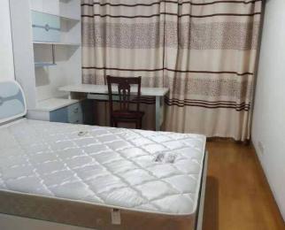 康盛花园3室1厅1卫86平米精装整租