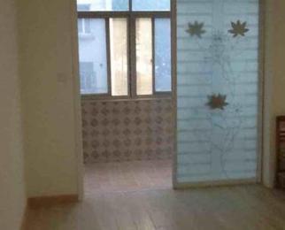 江苏警官学院家属区2室1厅1卫52.1平米整租精装