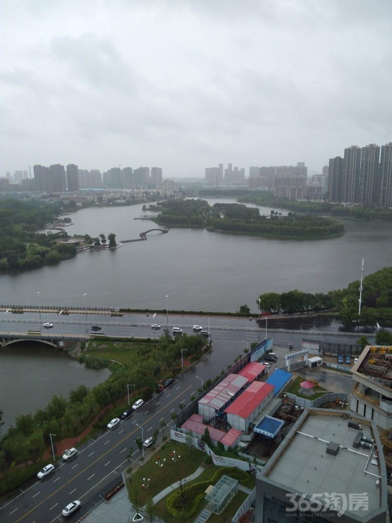 荣盛时代广场公寓58平米整租毛坯