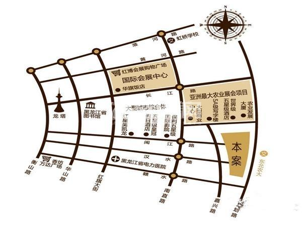 嘉兴闽江国际交通图