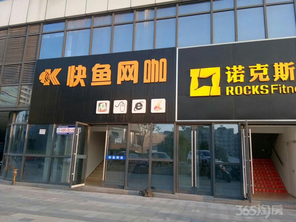 投资潜力大!一楼临街 紧邻新金融中心&政务服务中心