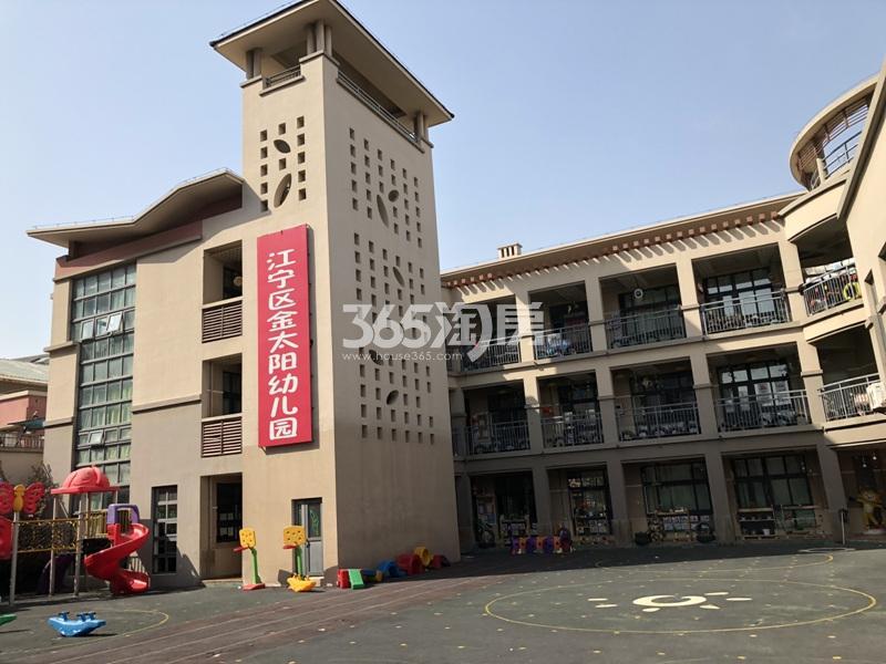 银亿东城周边配套幼儿园实景图(7.2)