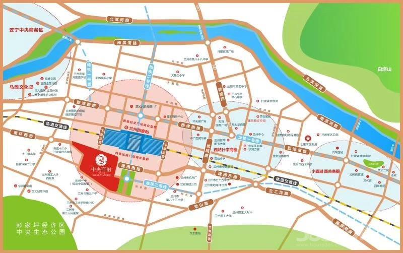 国际旅游港中央首府3室2厅2卫125平米2016年产权房毛坯