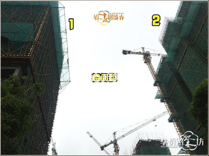 中电颐和府邸实景图(06.21)