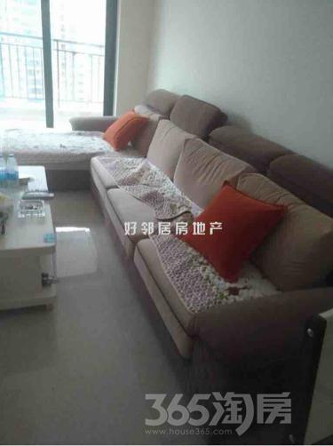 恒大雅苑3室2厅2卫121平米整租精装