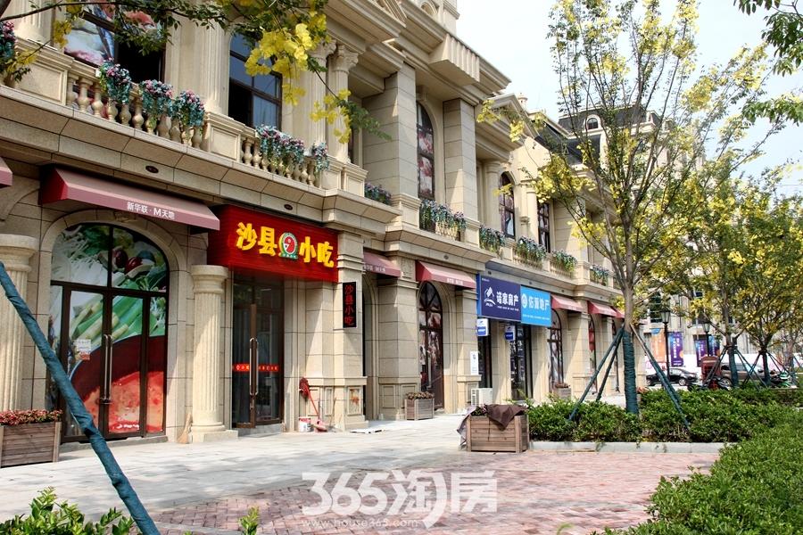 新华联梦想城商业实景图(2018.8摄)