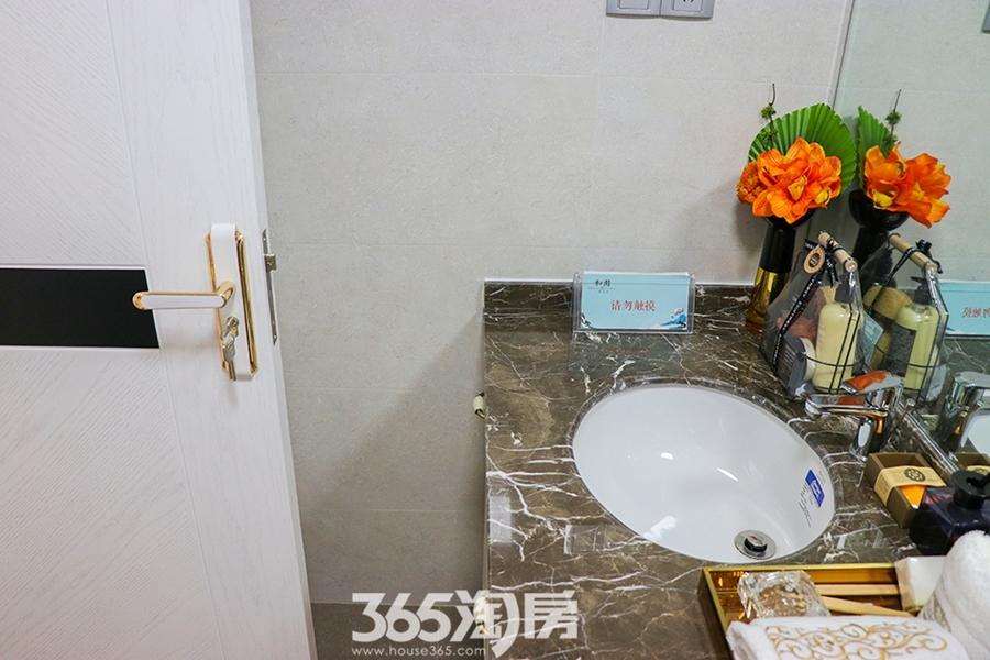 三潭音悦37平户型样板间—卫浴