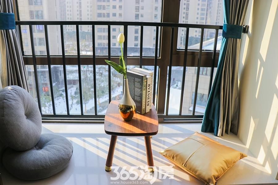 三潭音悦44平户型样板间—阳台