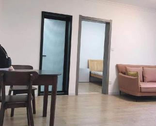 21世纪国际公寓西区1室1厅1卫53.00平米整租精装