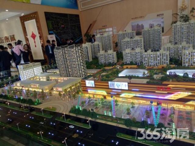 胜芳未来城3室2厅2卫139平米2016年产权房毛坯