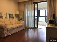 仁恒江湾城一期375万低总价一居房 独�矸吭� 保养好 无税房