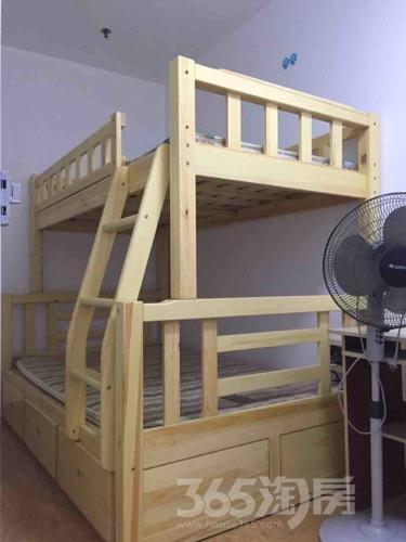 紫鑫国际公寓2室1厅1卫65平米整租精装