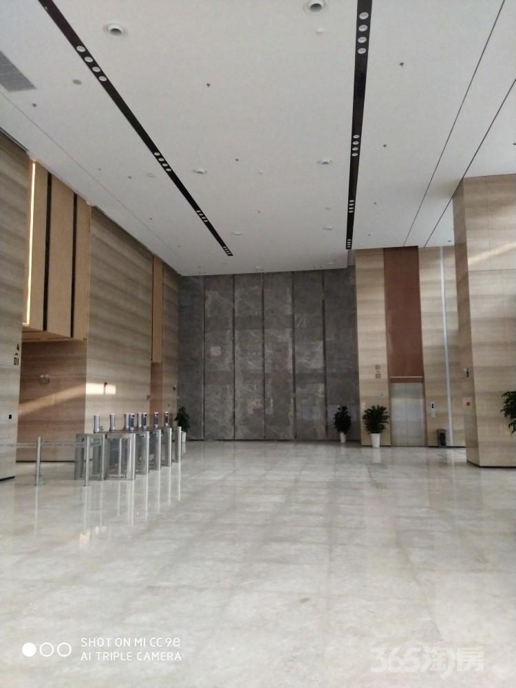 蜀山区华地金融中心140平精装可见大蜀山景观风景
